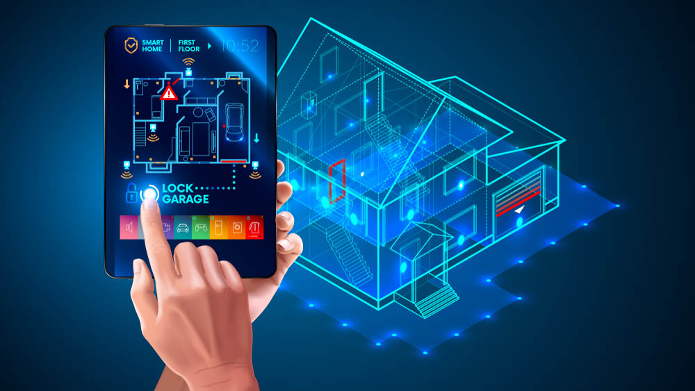 Home automation with mobile technology pensacola