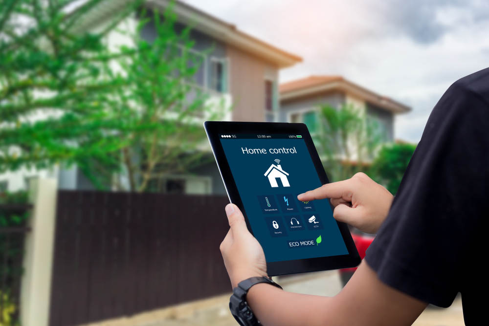home automation with smart home technology pensacola