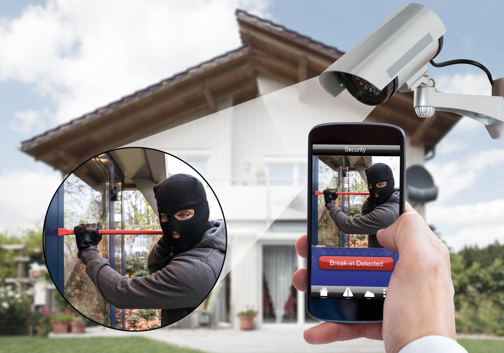 home security cameras and mobile solutions pensacola