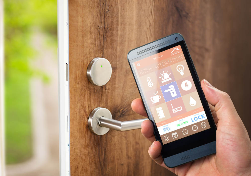 mobile security solutions with home automation system pensacola