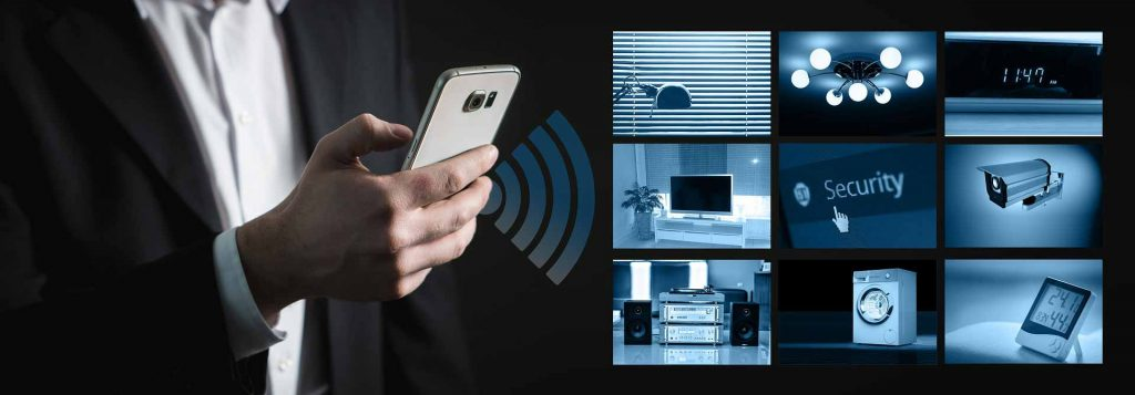 eye on home with home automation system